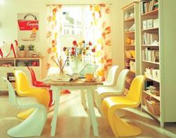 家裝用色需謹慎 風水也看顏色行事