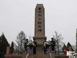 牡丹江烈士陵園竟然公開出售墓地,有錢你都可以是【烈士】