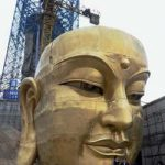 【資訊】安徽建成高99米地藏菩薩銅像