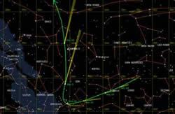 【天文】2013年一顆比月亮亮15倍的彗星將飛過夜空